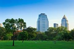 O parque público Foto de Stock Royalty Free