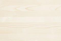O parquet bege claro A textura de madeira O fundo Fotografia de Stock Royalty Free