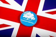 O partido conservador foto de stock royalty free