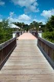 O passeio à beira mar Fotografia de Stock Royalty Free