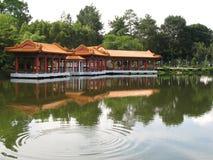 O pavilhão chinês encontrado em canta Fotos de Stock Royalty Free