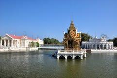 O pavilhão da Thipya-Arte do Aisawan da dor do golpe Imagem de Stock Royalty Free