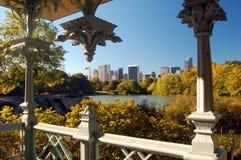 O pavilhão das mulheres, Central Park Foto de Stock