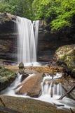 O pepino cai em Laurel Highlands Pennsylvania foto de stock royalty free