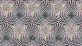 O picchu de Machu circunda o teste padrão abstrato da foto Foto de Stock