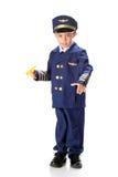 O piloto quer - seja fotos de stock royalty free