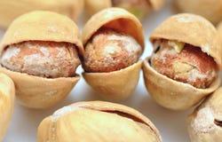 O pistachio Foto de Stock