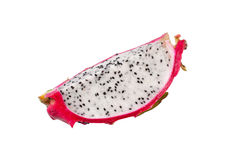 O pitaya é um tipo de fruto delicioso. foto de stock