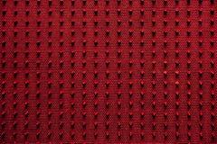O plástico vermelho abstrato olha afiado imagens de stock