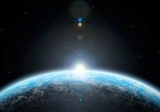 O planeta Imagem de Stock Royalty Free