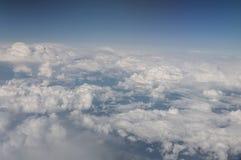 O planeta stratosphere foto de stock