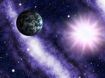 O Pleiades Foto de Stock Royalty Free