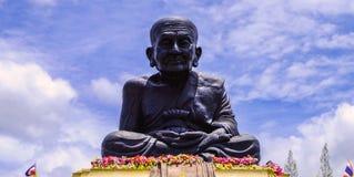 O plutônio grande Thuat de buddha Luang Imagem de Stock