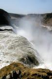 O poder da água Fotografia de Stock Royalty Free