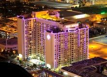 O polo eleva-se Las Vegas fotografia de stock royalty free