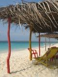 O ponto de férias perfeito Fotografia de Stock Royalty Free