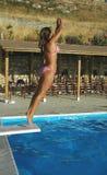 O pool3 Imagens de Stock Royalty Free