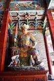 O porta-deus no templo imagem de stock royalty free
