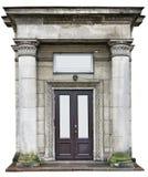 O portal fantástico em um outro conceito da dimensão imagens de stock