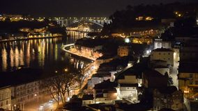 O Porto Foto de Stock Royalty Free