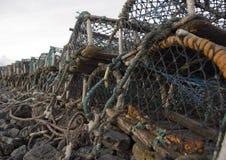 O porto Fotos de Stock Royalty Free