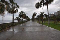 O porto de Limassol em Chipre Foto de Stock Royalty Free
