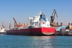O porto de Santos Imagem de Stock Royalty Free