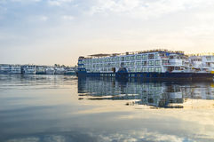 O porto do turista Foto de Stock Royalty Free