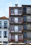 O Porto - vista Fotografia de Stock Royalty Free
