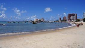 O Praia faz o utico do ¡ de NÃ Fotos de Stock
