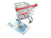 O preço da vida diária Imagens de Stock