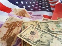 O presidente do Estados Unidos indicou em uma declaração de política que encontrará líderes norte-coreanos em Hanoi, Vietname fotografia de stock royalty free