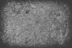 O preto brilhante riscou o fundo ou a textura da parede do grunge Fotografia de Stock