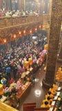 O primeiro dia do primeiro mês é 'Tian Gong Sheng ' imagem de stock royalty free