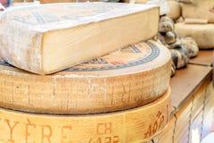O primeiro festival do queijo em Sitges imagem de stock royalty free