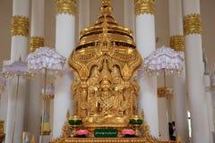 O primeiro templo budista em China, White Horse Temple, templo de Baima Imagens de Stock Royalty Free