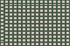 O processador central isolou-se Foto de Stock