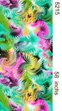 O projeto da cópia de matéria têxtil patteren Foto de Stock Royalty Free