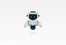O projeto do robô Fotos de Stock