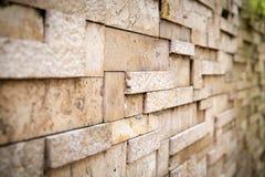 O projeto novo da parede moderna Imagens de Stock