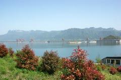 Three Gorges Dam1 Fotos de Stock Royalty Free