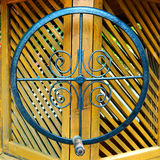 O punho é decorado bem Imagem de Stock Royalty Free