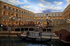 O quadrado de St Mark, recreação de Las Vegas Imagem de Stock