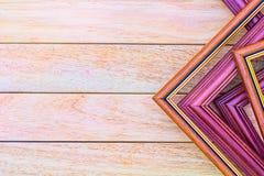 O quadro para pinturas de quadro Imagens de Stock Royalty Free