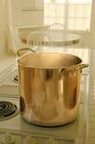 O que está cozinhando - vertical Imagem de Stock