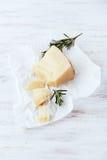 O queijo do carneiro italiano imagens de stock royalty free