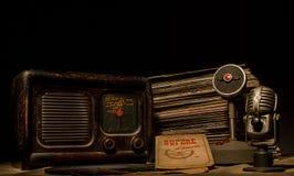 O rádio fotos de stock royalty free