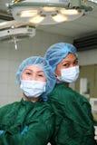 O.r. nurses Royalty Free Stock Image