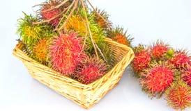 O Rambutan frutifica IV Fotos de Stock Royalty Free