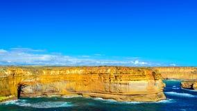 O Razorback, grande estrada do oceano, Victoria, Austrália Fotografia de Stock Royalty Free